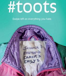 Book Review | #Toots: A British romantic comedy built on white lies, pink elephants and grey areas b