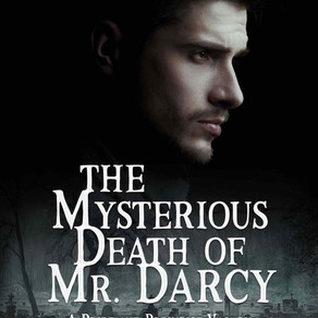 The Mysterious Death of Mr. Darcy by @ReginaJeffers is a Cozy Mystery pick #cozymystery #giveaway