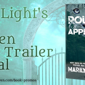 VIDEO | Round of Applause by @author_barr book trailer reveal #paranormalromance #shifters #trailer