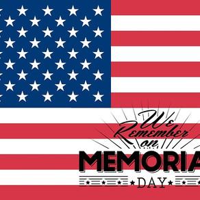 We Remember on Memorial Day! #HappyMemorialDay #MemorialDay #America #inspiration #grateful #MondayM