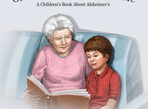 Granny Can't Remember Me by @SMcCormickBooks is a Fall Into These Great Reads Pick #kidlit #alzheime