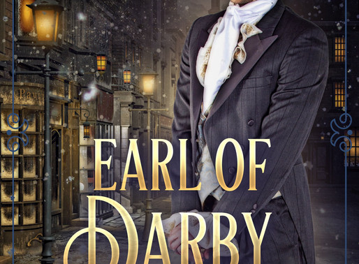Book Review | Earl of Darby by Award-Winning Bestseller @Aubreywynne51 #bookreview #Regency #holiday