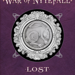 It is Time For the Womb-Born to be Revealed. . . Lost (War of Nytefall #2) by @cyallowitz #fantasyad