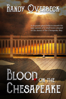Blood on the Chesapeake by @OverbeckRandy is a Mystery and Suspense Festival pick #mystery #giveaway