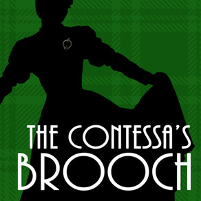 Book Heaven Wednesday presents The Contessa's Brooch by @PJMacLayne #cozymystery #bookish #femal
