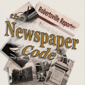The Newspaper Code by Lisa Lickel is a Cozy Mystery Event pick #cozymystery #giveaway #mustread
