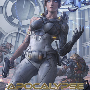 Book Review | Apocalypse How? (Dakota Adams, Book 1) by @GSurlak and @TinyFoxPress #scifi #spaceoper