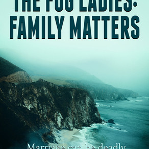 The Fog Ladies: Family Matters by @SMcCormickBooks is a Cozy Mystery pick #cozymystery #giveaway