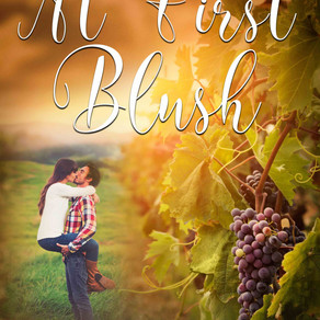 At First Blush (A Well Paired Novel) by @mariannericeaut #romance #books #winewednesday #bookish