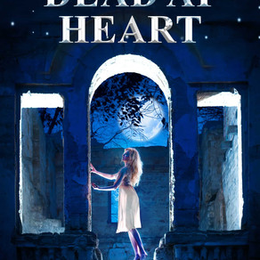 The Dead At Heart by @SusanneLeist is a Scary Reads for Halloween #paranormal #halloween #giveaway