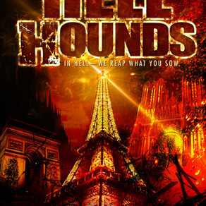 Hell Hounds by International Bestseller @WestonAndrew is a Trick or Treat Book Bonanza Pick #paranor
