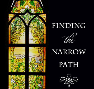 Book Review | Finding the Narrow Path: Patterns, Faith and Searching by Award-Winning @LinWilder #bo