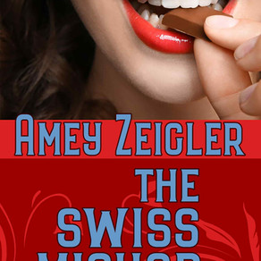 The Swiss Mishap by @ameyzeigler is a Snuggle Up Readathon Pick #romcom #romance #giveaway