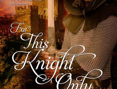 For This Knight Only by Award-Winning Author @BarbaraBettis is a Trick or Treat Book Bonanza Pick #m
