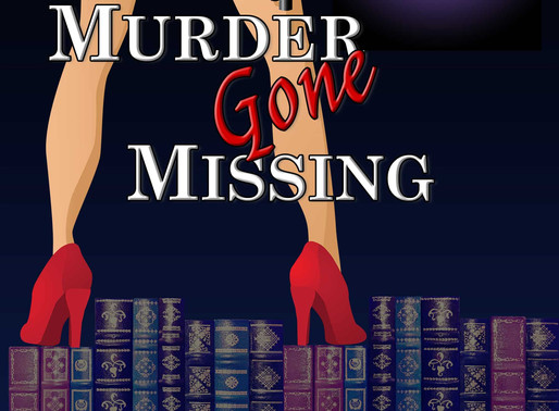 Murder Gone Missing by @LidaSideris is a Mystery and Suspense Festival pick #mystery #giveaway