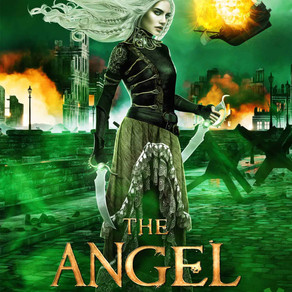 The Angel Bandit (Andul Guardians Book 3) by @ShaunaEBlack is a BHW pick #yalit #steampunk #giveaway