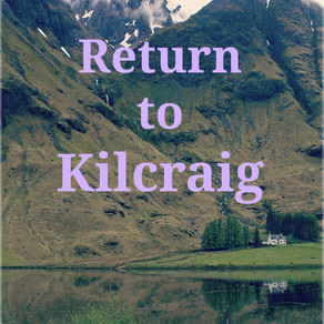 Return to Kilcraig by @RosemaryGemmell Blends #RomanticSuspense With the Lush Backdrop of Scotland!