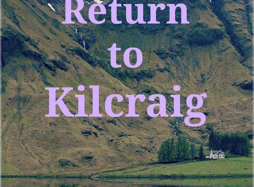 Return to Kilcraig by @RosemaryGemmell Blends #RomanticSuspense With the Lush Backdrop of Scotland!