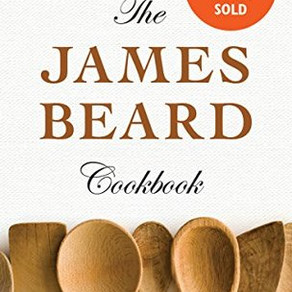 If I was stranded on an island and could only take one cookbook with me. . . The James Beard Cookboo