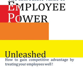 Book Review | The Incredible Value of Employee Power: Unleashed How to gain competitive advantage by