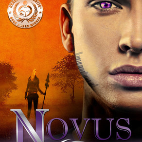 A Survival Story Ideal for Hunger Games, Divergent, and Cinder Fans . . . NOVUS (The Cresecren Chron
