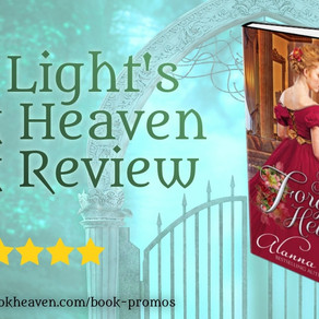 5 stars for The Forgotten Heiress by @alannalucas27 #historicalromance #regency #bookreview #99cents