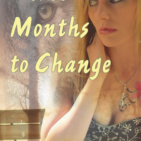 Lenora was changing... Three Months to Change: A Paranormal Romance by @DinahRoseberry #PNR #paranor