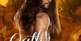 Oath of a Warrior by @m_morganauthor is a Fall Into Bookathon pick #paranormalromance #giveaway