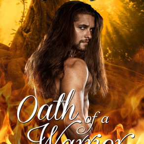 Oath of a Warrior by Award-Winning Author @m_morganauthor is a Lush, Addictive Read! #PNR #fantasy #