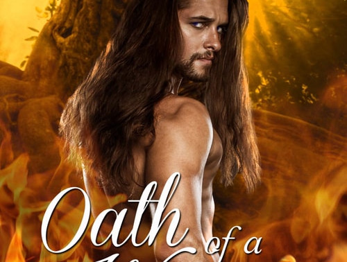 Oath of a Warrior by Award-Winning Author @m_morganauthor is a Lush, Addictive Read! #PNR #fantasy #