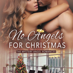 Book Review | No Angels for Christmas by Petie McCarty @authorpetie #bookreview #romance #mystery #C