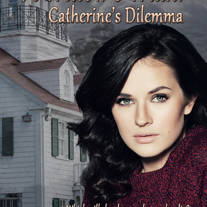 Celebrate spring with A Widow's Walk: Catherine's Dilemma by @msspencerauthor #romance #romanticsusp