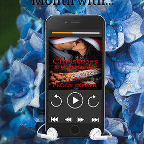 Celebrate Audiobook Month with Christmas and Cannolis by Award-Winning @peggy_jaeger #romcom #romant