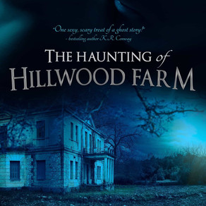 Unable to resist their desire, passion ignites… The Haunting of Hillwood Farm by USA Today Bestselle