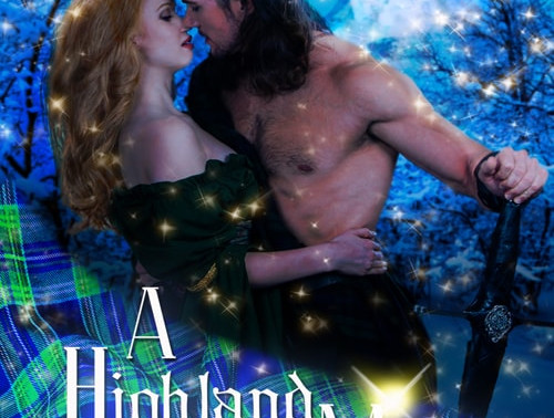 A Highland Moon Enchantment by Award-Winning @m_morganauthor #ChristmasinJulyFete #giveaway #romance