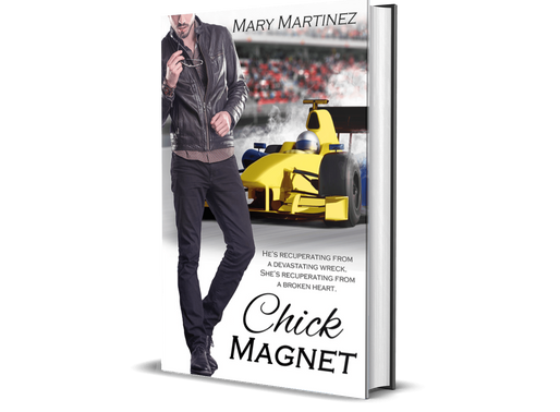 Chick Magnet by @marylmartinez is a Beach Reads pick #romance #beachread #giveaway