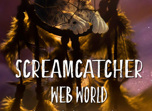 Screamcatcher: Web World by @triceretops is a YA Bookish Event pick #urbanfantasy #yalit #giveaway