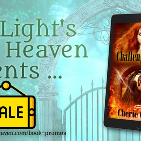 Challenging Destiny by @CherieColyer is a BHW pick #yalit #pnr #99cents #wrpbks