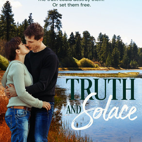 The Truth Could Destroy Them. Or Set Them Free. Truth and Solace by @JanaRichards_ #romance #Christm