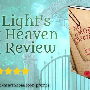 5+ stars for No More Secrets by @JoanneGuidoccio #womensfiction #bookish #bookreview