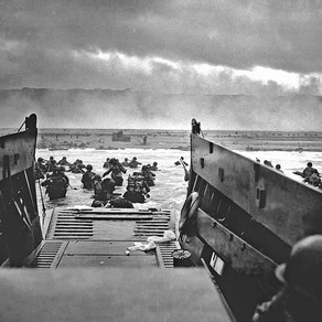 Mr. N Takes Over N. N. Light's Book Heaven While Honoring #DDay and #WorldWarTwo With His Top 5
