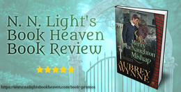 5+ stars for A Merry MacNaughton Mishap by Bestseller @Aubreywynne51 #romance #highlander #bookish