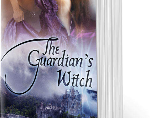 The Guardian's Witch by USA Today Bestseller @RuthACasie is a Fall Into These Great Reads Bookat
