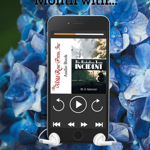 Celebrate Audiobook Month with The Penhallow Train Incident by @msspencerauthor #romanticsuspense #a