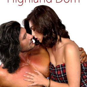Highland Dom by @marietuhart is a Binge-Worthy Book Festival Pick #eroticromance #romance #giveaway