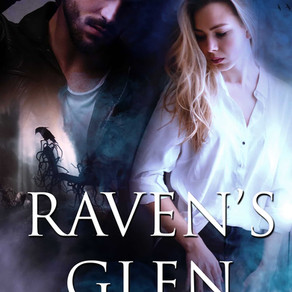 Raven's Glen by @LateBloomer924 is a Trick or Treat Bonanza pick #paranormalromance #giveaway