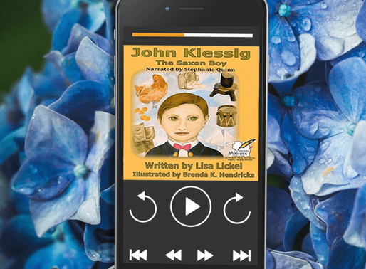 Celebrate Audiobook Month with The Saxon Boy by @lisajlickel #kidlit #bookish #audiobook #hisfic