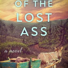 Legend of the Lost Ass by @authorKWS is a Fall Into Bookathon pick #literaryfiction #giveaway