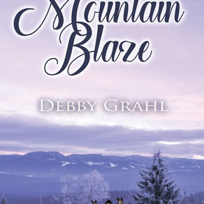 New Release | Mountain Blaze by Award-Winning Author @DebbyGrahl and @WildRosePress #romance
