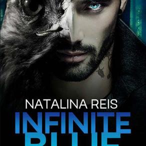 Infinite Blue by Natalina Reis @TichaB #ChristmasinJulyFete #giveaway #mmromance #paranormalromance